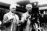 Ustanovitelj Kodaka George Eastman, levo, in Thomas Edison