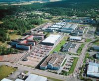 Nokiina tovarna na Finskem