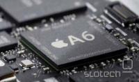 Novi štirijedrni ARM čip A6.