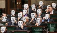 Poljski parlament je takole pokazal svoje mnenje o sporazumu ACTA.