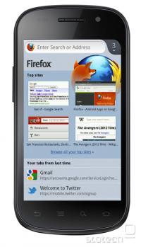 Firefox Beta za Android ima prenovljeno domačo stran in celoten uporabniški vmesnik, ki je bistveno hitrejši