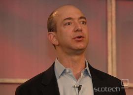 Jeff Beszos, Amazonov CEO