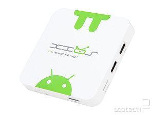 Pivos XIOS DS, eden izmed številnih Android medijskih predvajalnikov. Cene kitajskih alternativ se začno pri vsega 50 dolarjih.