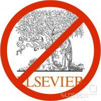 Elsevier je eden glavnih krivcev za revolt.
