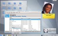 Nova verzija je posvečena Caire Lotion, ki je sodelovala pri razvoju KDE in preminila maja.