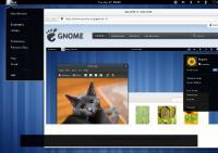 Osnova bo obstoječi vmesnik GNOME Shell, temu pa mislijo dodati še nove in UX spolirane programe.