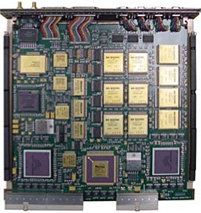 Kartica s PowerPC RAD750