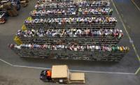 Amazonov logistični center. V naslednjih letih bodo zrasli blizu vseh večjih centrov populacije v ZDA.