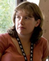 Stormy Peters, predsednica Fundacije GNOME.