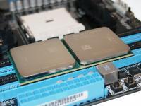 APU-ja A10-5800K in A8-5600K na matični plošči s podnožjem FM2