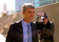 Larry Page je na konferenci pojasnjeval, kaj se je zgodilo.