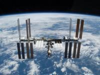 ISS ni prizadeta.