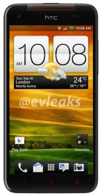 HTC Deluxe - 5 palcev s 1920 x 1080 pikami