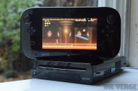 Nintendo Wii U z GamePadom