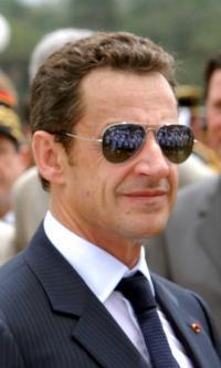 Sarko, avtor francoske zakonodaje za nadzor interneta.