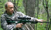 Zadnja novica pravi, da naj bi si Putin med treningom juda nerodno poškodoval hrbtenico, tako da šepa.