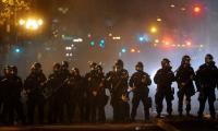 Policijske akcije niso zajemale zgolj preprečevanja nasilja, ampak tudi aktiven boj proti sami organizaciji protestov.