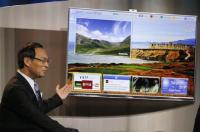 Panasonicova pametna televizija