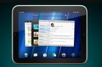 HP TouchPad z webOS-om