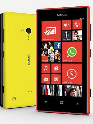 Lumia 720