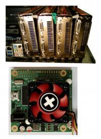 Iskanje kovančkov je računsko zahtevno, zato se išče čimbolj optimalna oprema (GPU-ji, FPGA-ji) in se združuje v skupine, imenovane mining pooli.