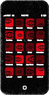 The eyePhone.