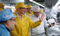 Applov izvršni direktor Tim Cook je lani obiskal Kitajsko