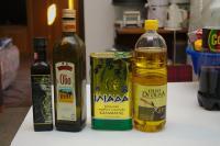 olivna olja Lidl/Hofer/Spar itd.