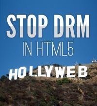 Številni se sprašujejo, ali je v odprto naravnani HTML5 specifikaciji sploh prostora za DRM.