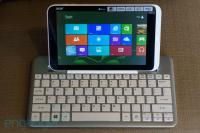 Acer Iconia W3, 8-palčna Windows 8 tablica.