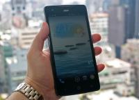 Acer Liquid S1, 5.7'' Android 'Phablet' z dvema simkama.