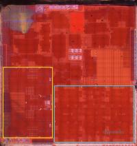 Prva slika jedra čipa Apple A7