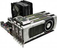 Najzmogljivejša izbira sistema Battlebox, TriSLI GTX Titanov