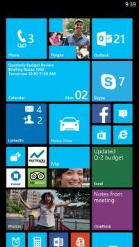 1920 x 1080 pik na 5 do 6-palčnih zaslonih omogoča še več ikon na domačem zaslonu