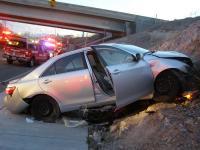 Nesreče je povzročala tudi hroščata koda.
