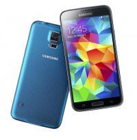 Galaxy S5 v modri barvi