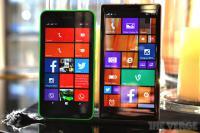Lumia 630 in 930