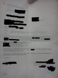 Zahteva z dne 31.3.2014