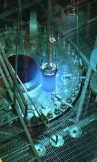 Proizvodnja berkelija v ORNL.