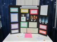 Primer predstavitve projekta.