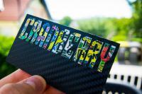carbon sticker