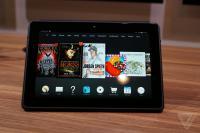 Kindle Fire HDX 8.9, na zunaj brez sprememb