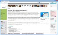 Slo-Tech v 32-bitni izdaji Firefoxa, različici 32