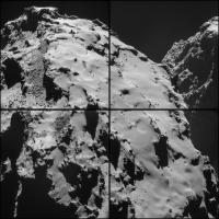 Slika kometa z dne 28. oktobra 2014
