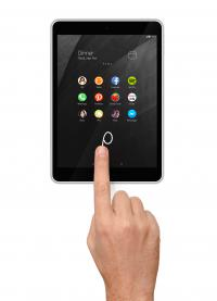 Nokia N1 z Z launcher