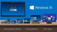 Windows 10 povsod, na računalnikih, tablicah, mobilnih telefonih, konzolah in še kje, popolnoma poenoten v poimenovanju