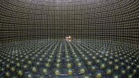 Detektor nevtrinov.