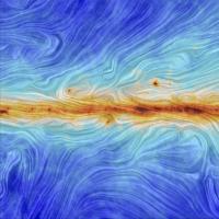 Prah, kot ga vidi Planck