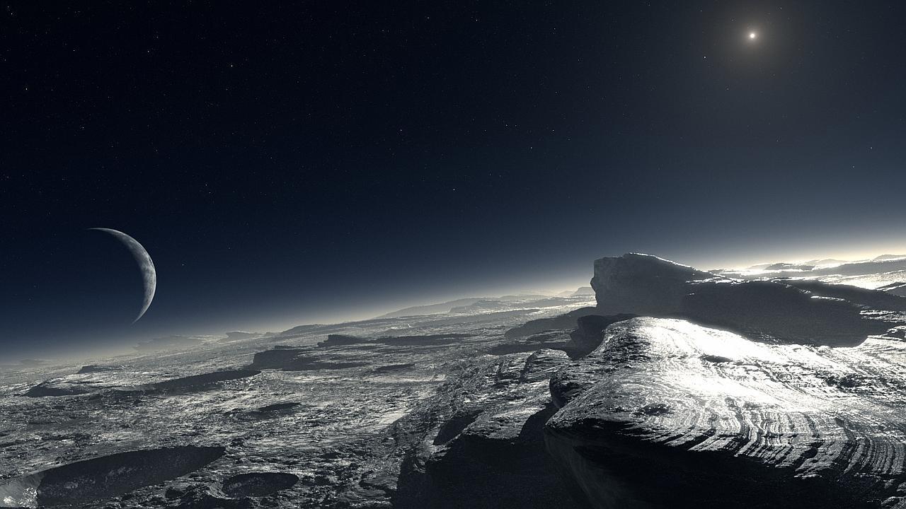 Tole že ni pogled na Ceres