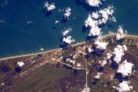 Izstrelišče Cape Canaveral na Floridi z ISS